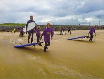 Kids Surf Camps